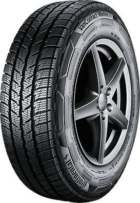 Gomme Nuove Continental 215/60 R16C 103T VanContact Winter M+S pneumatici nuovi Invernale