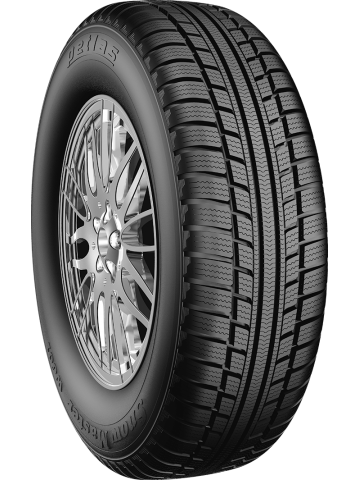 Gomme Nuove Petlas 165/70 R14 81T SnowMaster W601 M+S (8.00mm) pneumatici nuovi Invernale