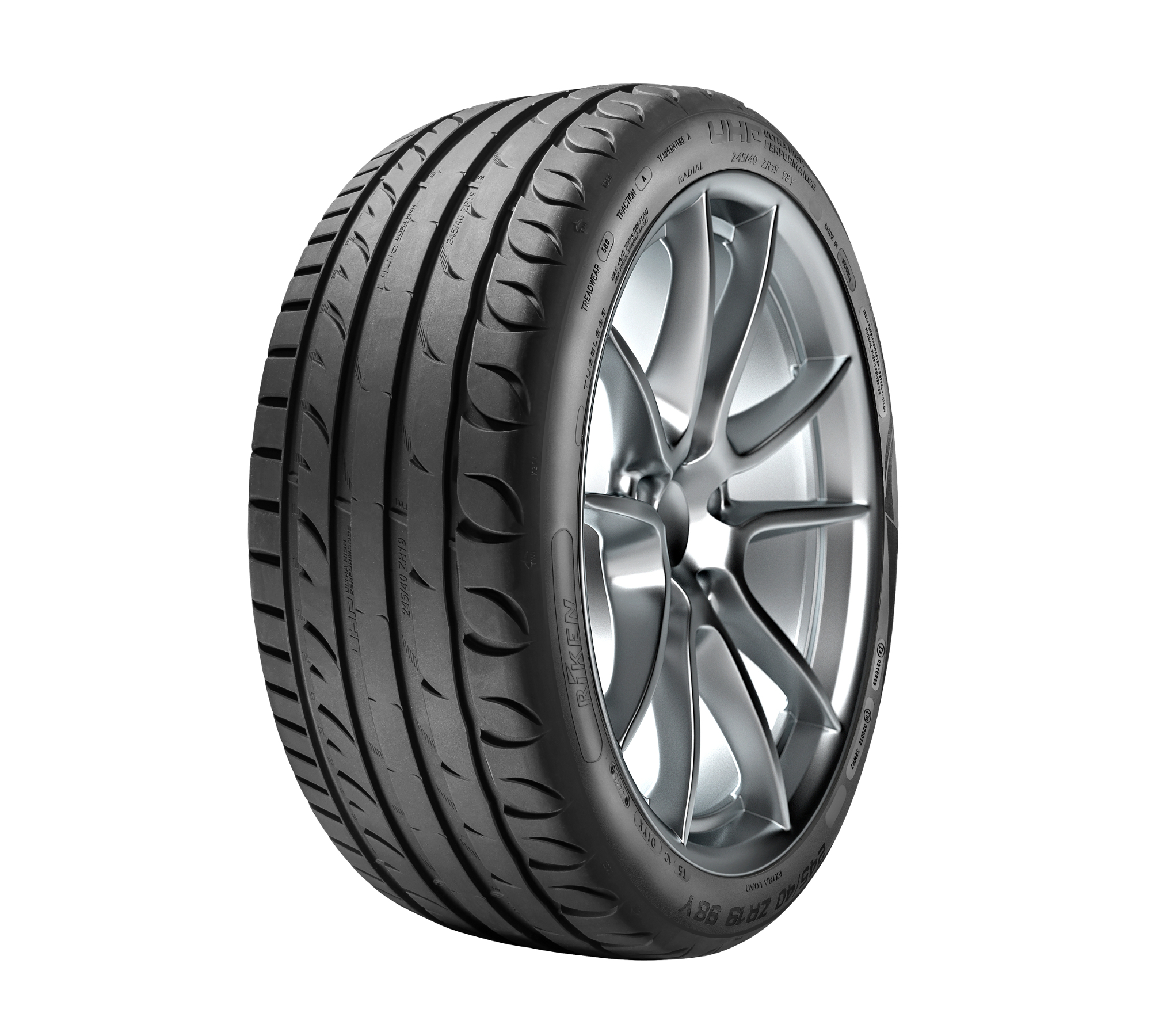 Gomme Nuove Riken 235/45 R17 97Y ULTRA HIGH PERFOR XL pneumatici nuovi Estivo