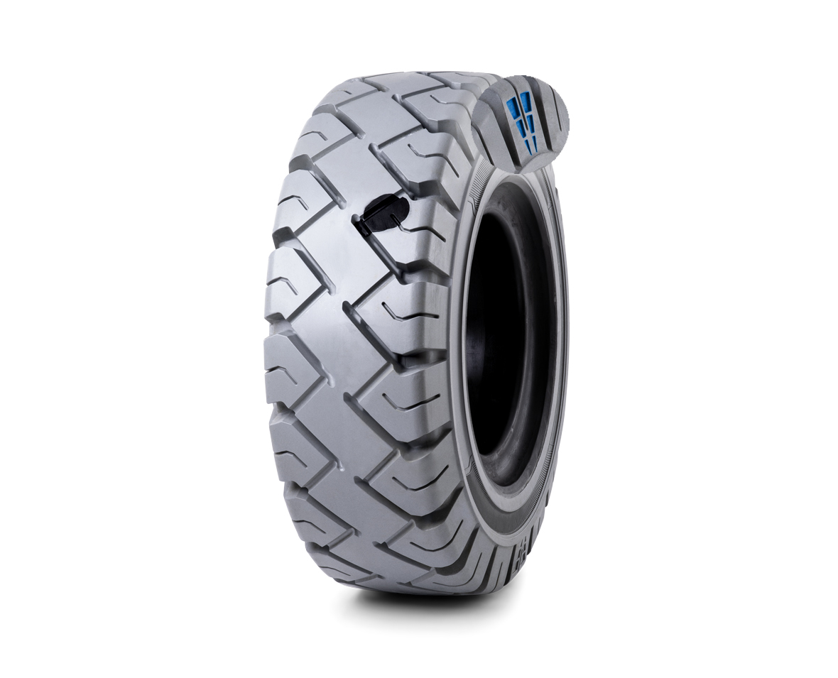 Gomme Nuove Solideal 18 X 7 - 8 R0 RES 660 XTREME XTR GREY NM pneumatici nuovi Estivo