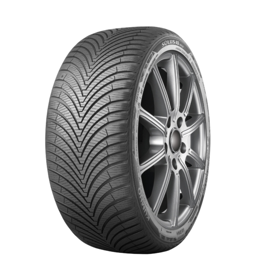Gomme Nuove Kumho 195/55 R16 91V SOLUS 4S HA32 XL M+S pneumatici nuovi All Season