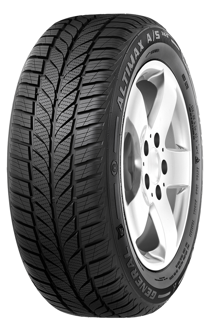 Gomme Nuove General Tire 175/65 R14 82H AltimaxAS365 M+S pneumatici nuovi All Season