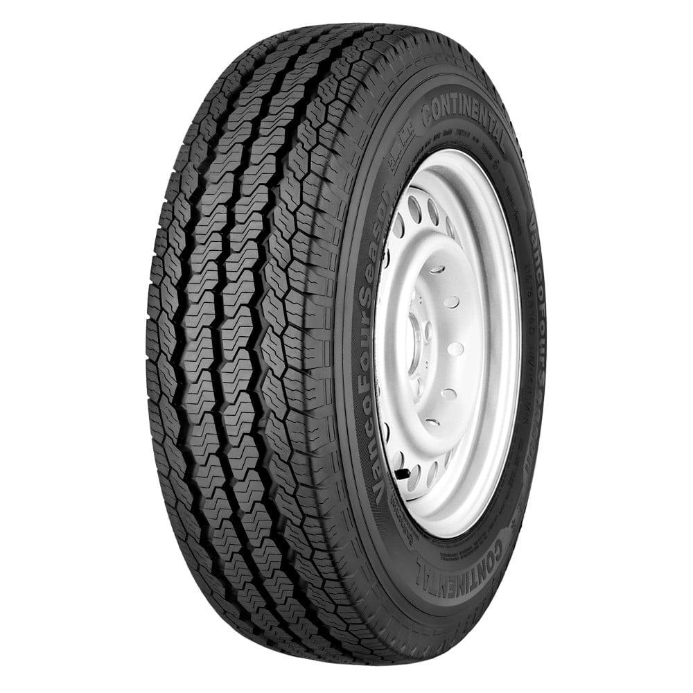 Gomme Nuove Continental 205/65 R16C 107/105T VANCONTACT 4S M+S pneumatici nuovi All Season