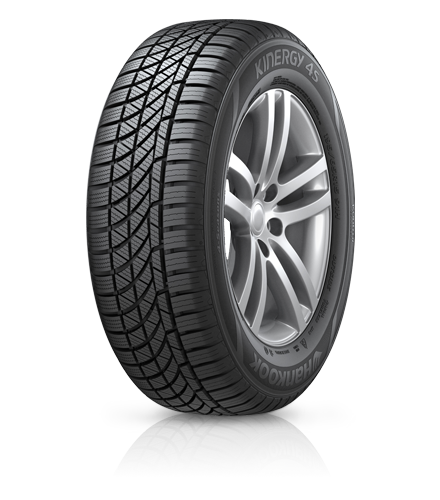 Gomme Nuove Hankook 155/60 R15 74T KINERGY-4S H-740 pneumatici nuovi All Season