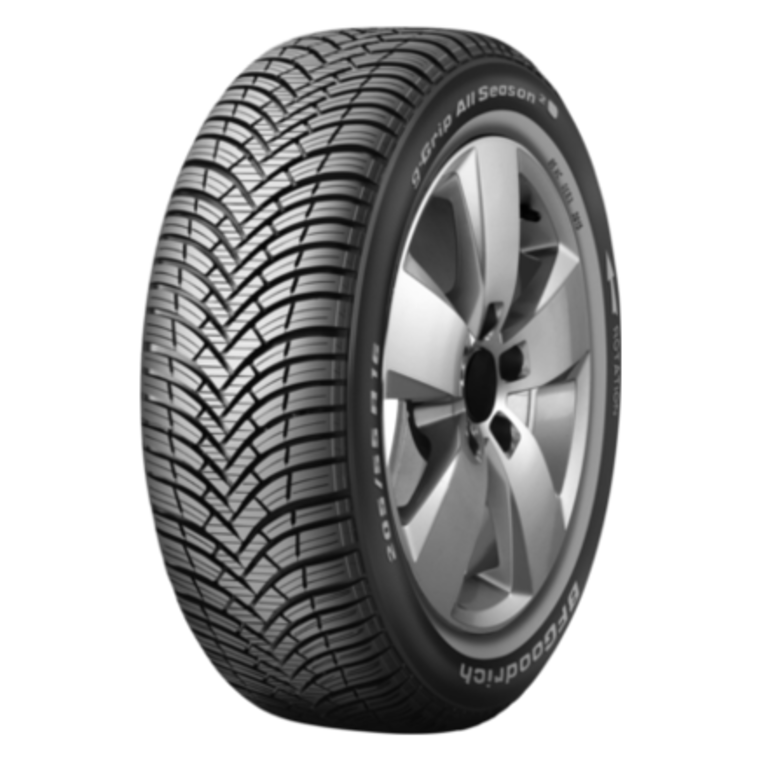 Gomme Nuove BFGoodrich 225/55 R16 99H GGRIPAS2 M+S pneumatici nuovi All Season