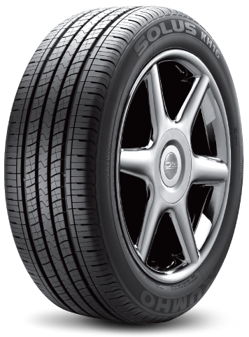 Gomme Nuove Kumho 225/55 R19 99H SOLUS KH16 pneumatici nuovi Estivo
