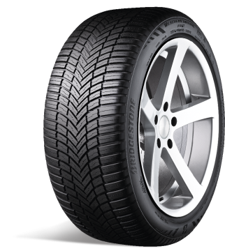 Gomme Nuove Bridgestone 255/45 R18 103Y Weather Control A005 Evo XL M+S pneumatici nuovi All Season