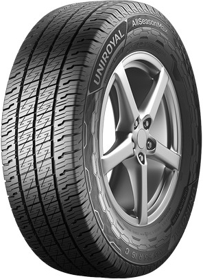 Gomme Nuove Uniroyal 205/65 R16C 107/105T ALLSEASONMAX M+S pneumatici nuovi All Season