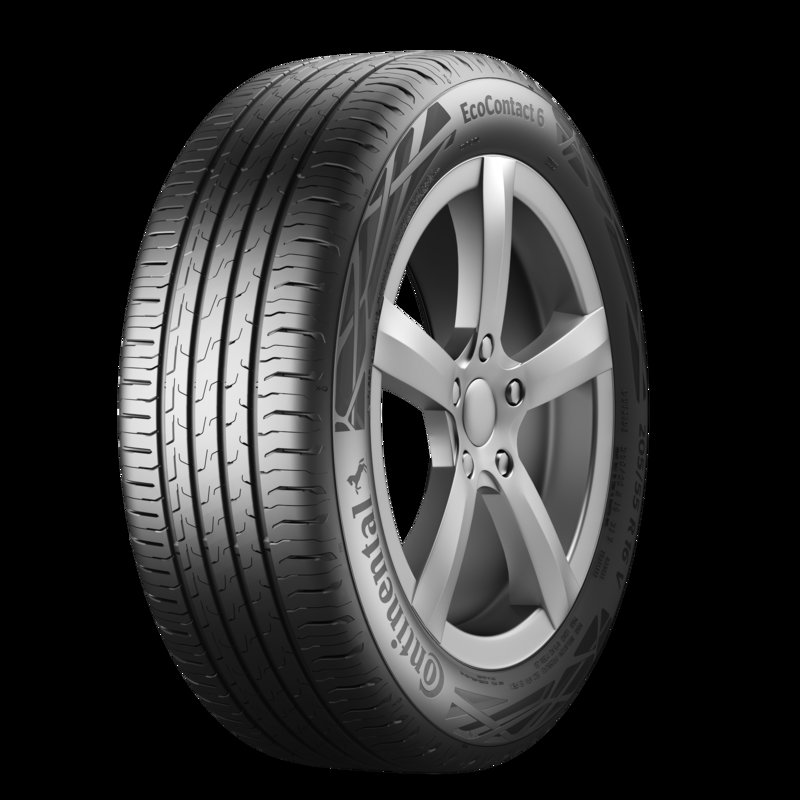 Gomme Nuove Continental 235/55 R19 105V ECOCONTACT 6 VOL XL (DEMO <50km) pneumatici nuovi Estivo