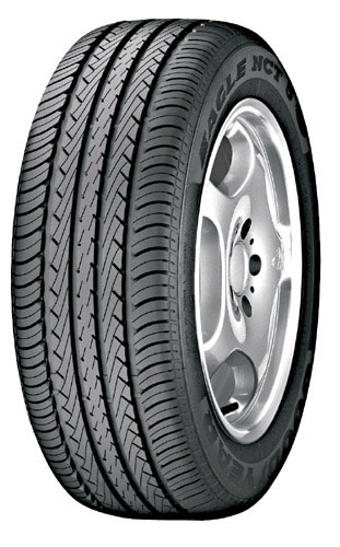 Gomme Nuove Goodyear 245/45 R17 95Y NCT5ASY * Runflat pneumatici nuovi Estivo