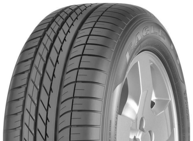 Gomme Nuove Goodyear 235/65 R17 108V EAGLE F1 ASY SUV AT LR XL M+S pneumatici nuovi All Season