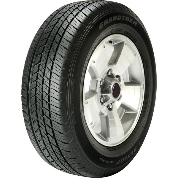 Gomme Nuove Dunlop 225/60 R18 100H GrandTrek ST30 M+S pneumatici nuovi All Season
