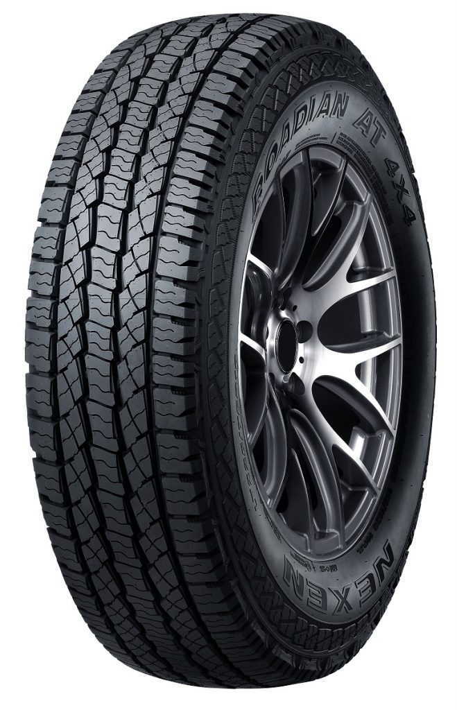 Gomme Nuove Nexen 235/70 R16 106T ROADIAN AT 4X4 M+S pneumatici nuovi All Season