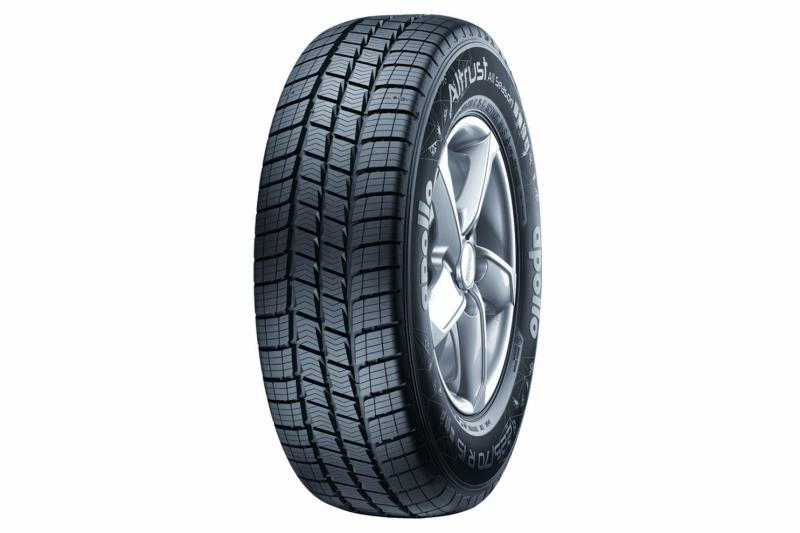 Gomme Nuove Apollo 195/75 R16C 107R Altrust All Season M+S pneumatici nuovi All Season