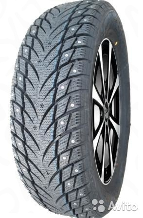 Gomme Nuove Effiplus 235/65 R17 108T Iceking RPB XL M+S pneumatici nuovi Invernale