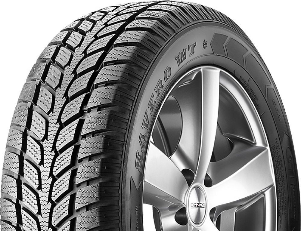 Gomme Nuove GT Radial 245/75 R16 111T Savero WT M+S pneumatici nuovi Invernale