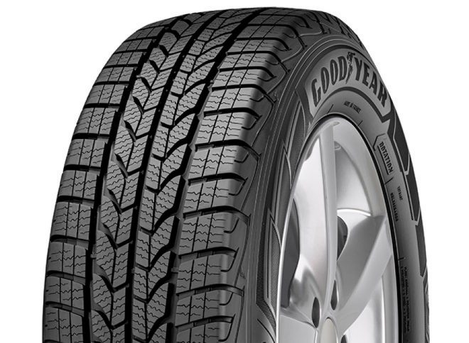 Gomme Nuove Goodyear 225/75 R16C 121R UG CARGO M+S pneumatici nuovi Invernale
