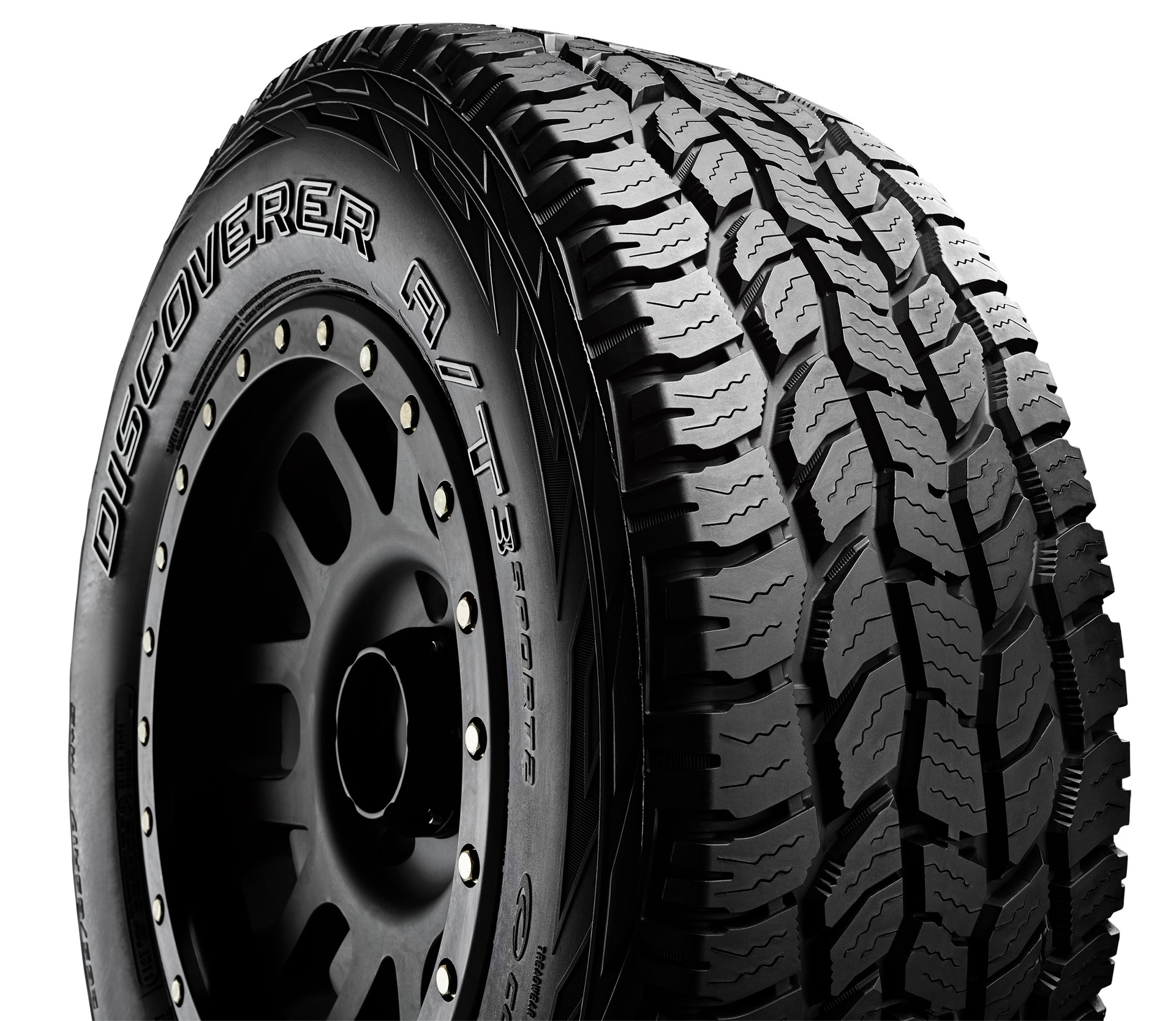 Gomme Nuove Cooper Tyres 265/60 R18 110T DISC.AT3 SPORT2 OWL M+S pneumatici nuovi All Season