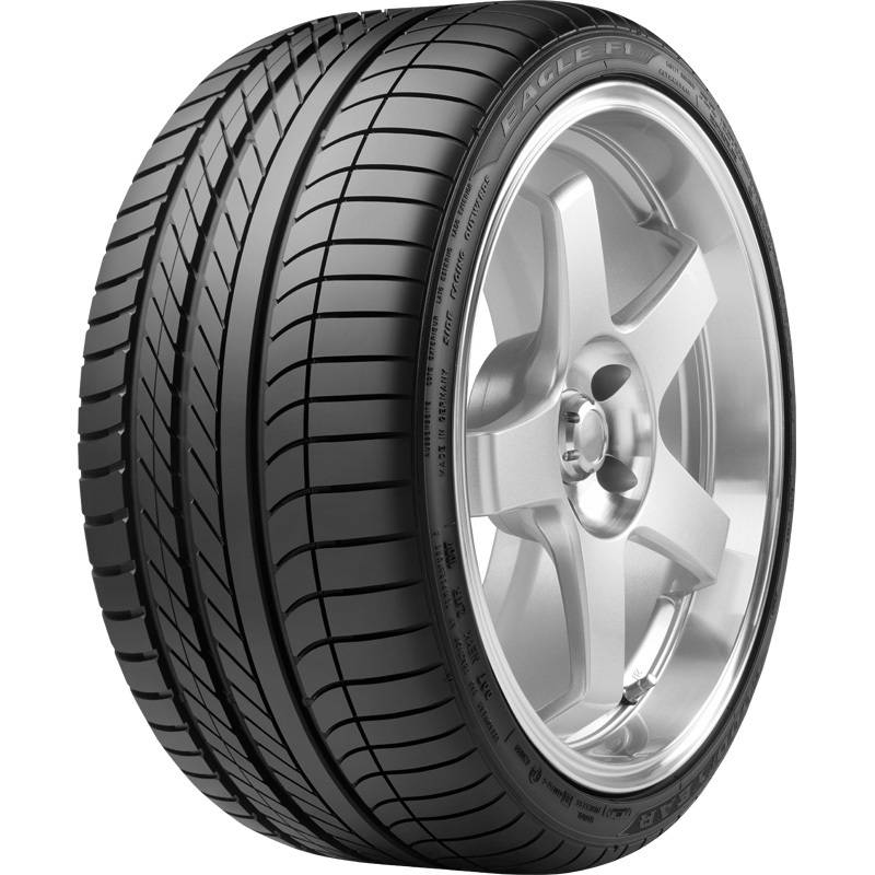 Gomme Nuove Goodyear 255/45 R19 104Y EAGF1AS AO pneumatici nuovi Estivo