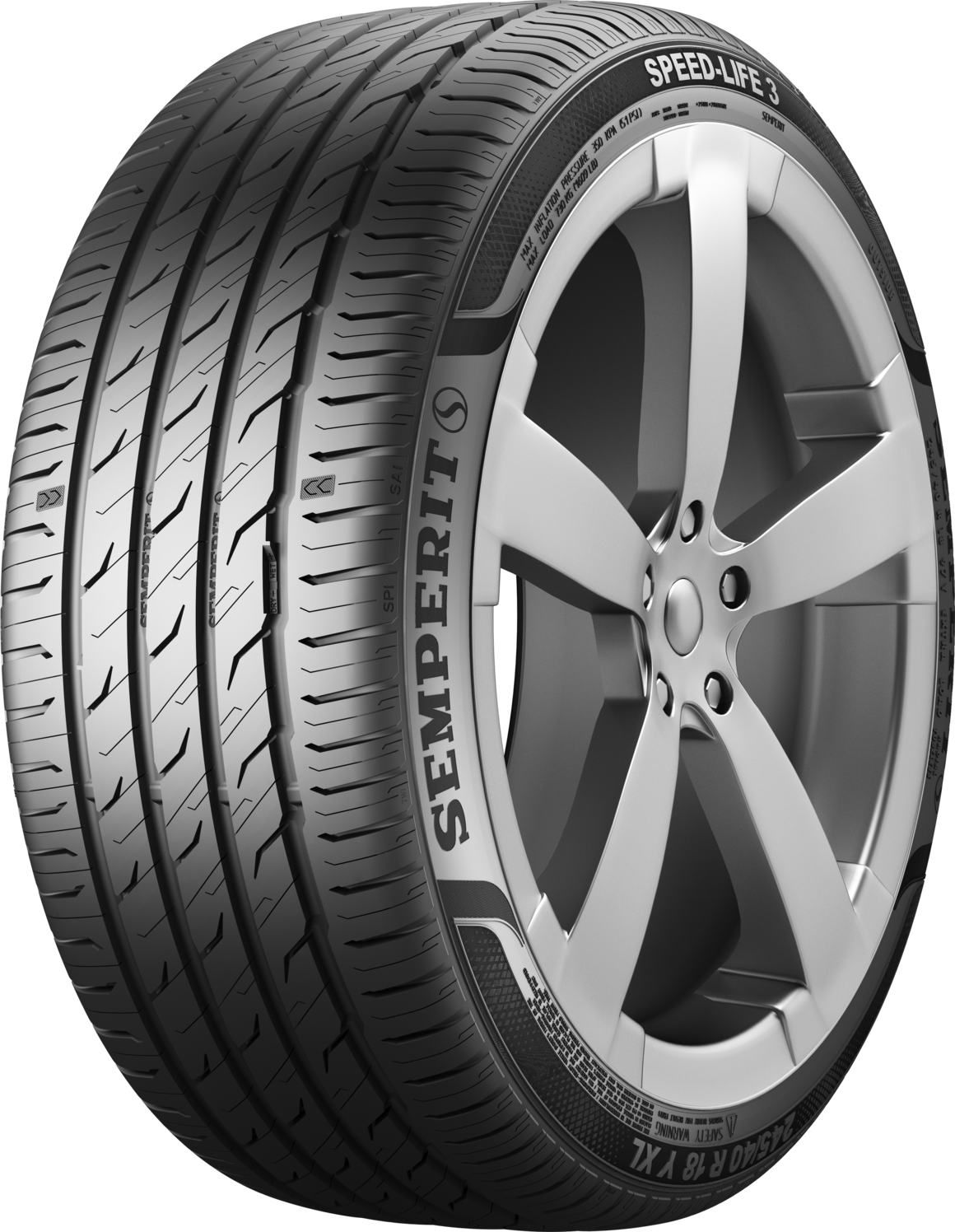 Gomme Nuove Semperit 225/40 R18 92Y SPEED-LIFE 3 FR XL pneumatici nuovi Estivo