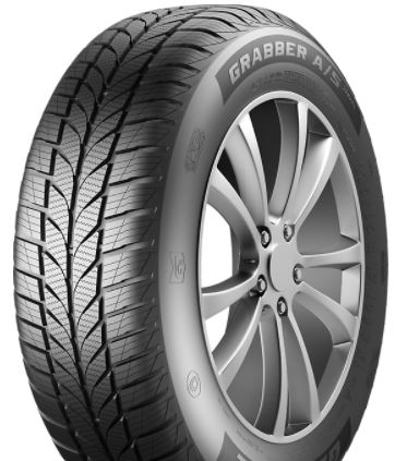 Gomme Nuove General Tire 235/60 R18 107V GrabberAS365 FR XL M+S pneumatici nuovi All Season
