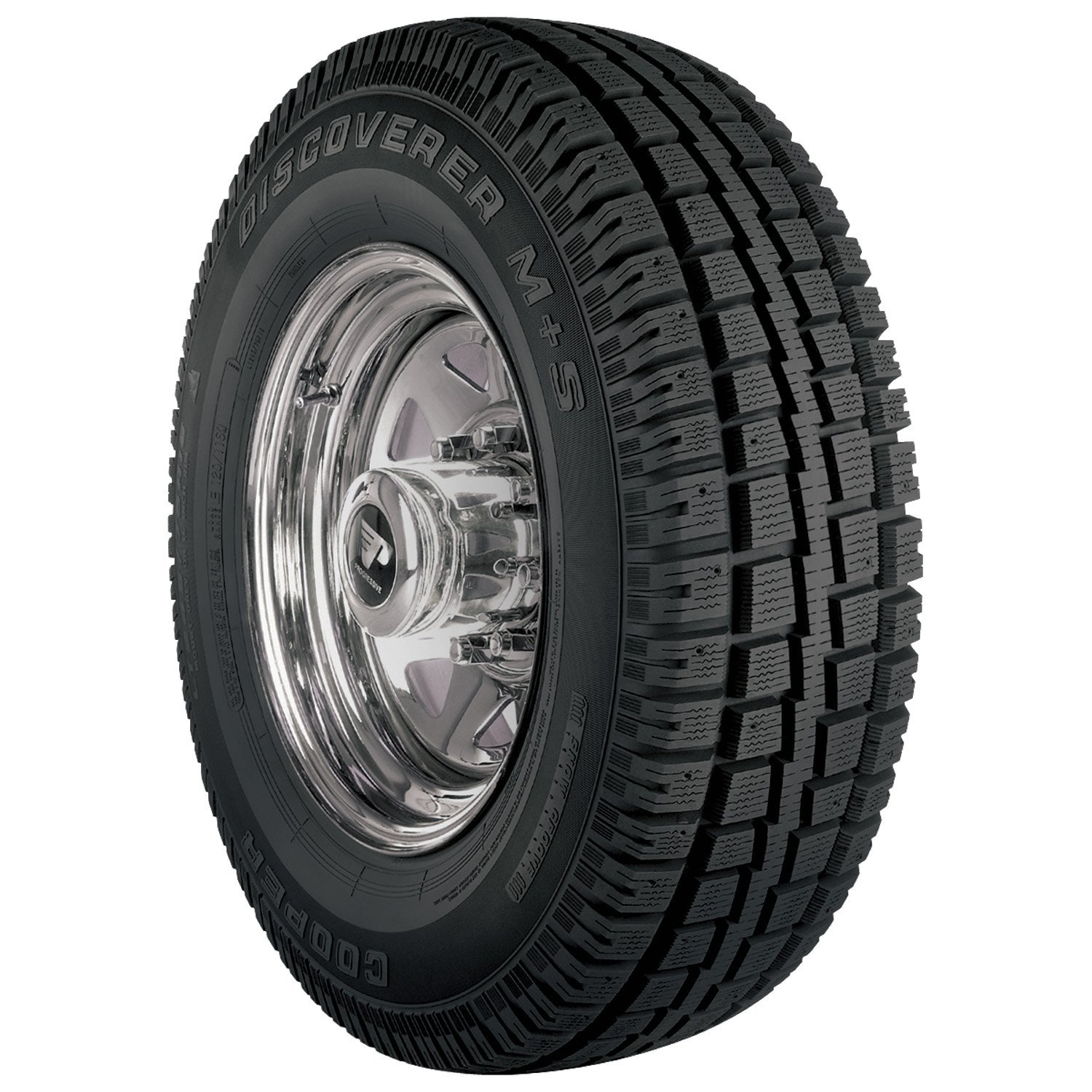Gomme Nuove Cooper Tyres 255/50 R19 107V DISCOVERER WINTER XL (100%) pneumatici nuovi Invernale