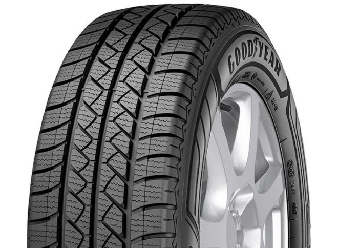Gomme Nuove Goodyear 215/65 R16C 106T VEC4SEACAR M+S pneumatici nuovi All Season