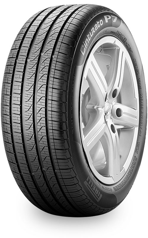 Gomme Nuove Pirelli 285/40 R19 103V P7AS N0 M+S pneumatici nuovi All Season