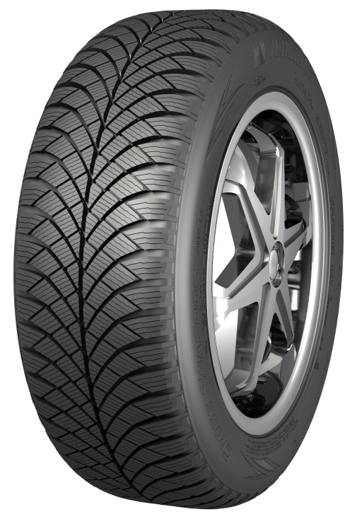 Gomme Nuove Nankang 215/55 R17 98W CROSS SEASONS AW-6 XL M+S pneumatici nuovi All Season