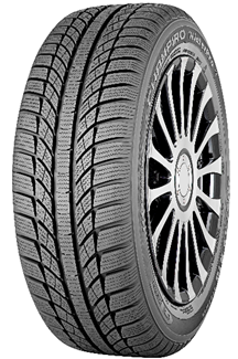 Gomme Nuove GT Radial 255/55 R18 109V CH.WINPRO HP XL M+S pneumatici nuovi Invernale