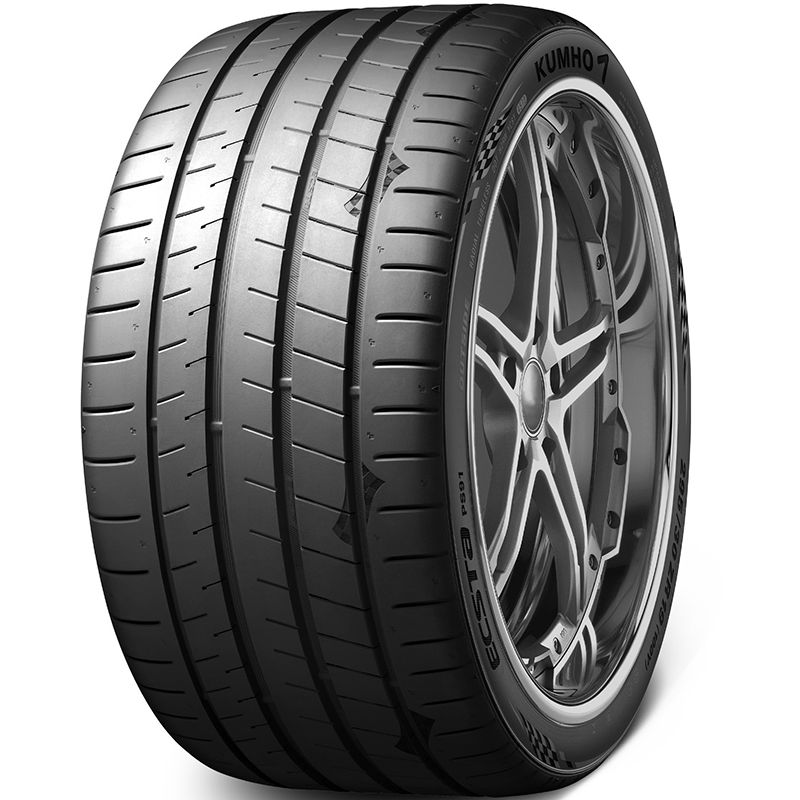 Gomme Nuove Kumho 255/45 ZR19 104Y ECSTA PS91 pneumatici nuovi Estivo