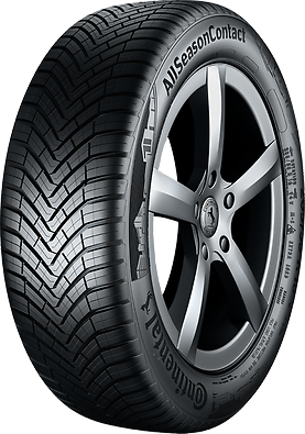 Gomme Nuove Continental 185/60 R15 88H ALL SEASONS CONTACT XL M+S pneumatici nuovi All Season