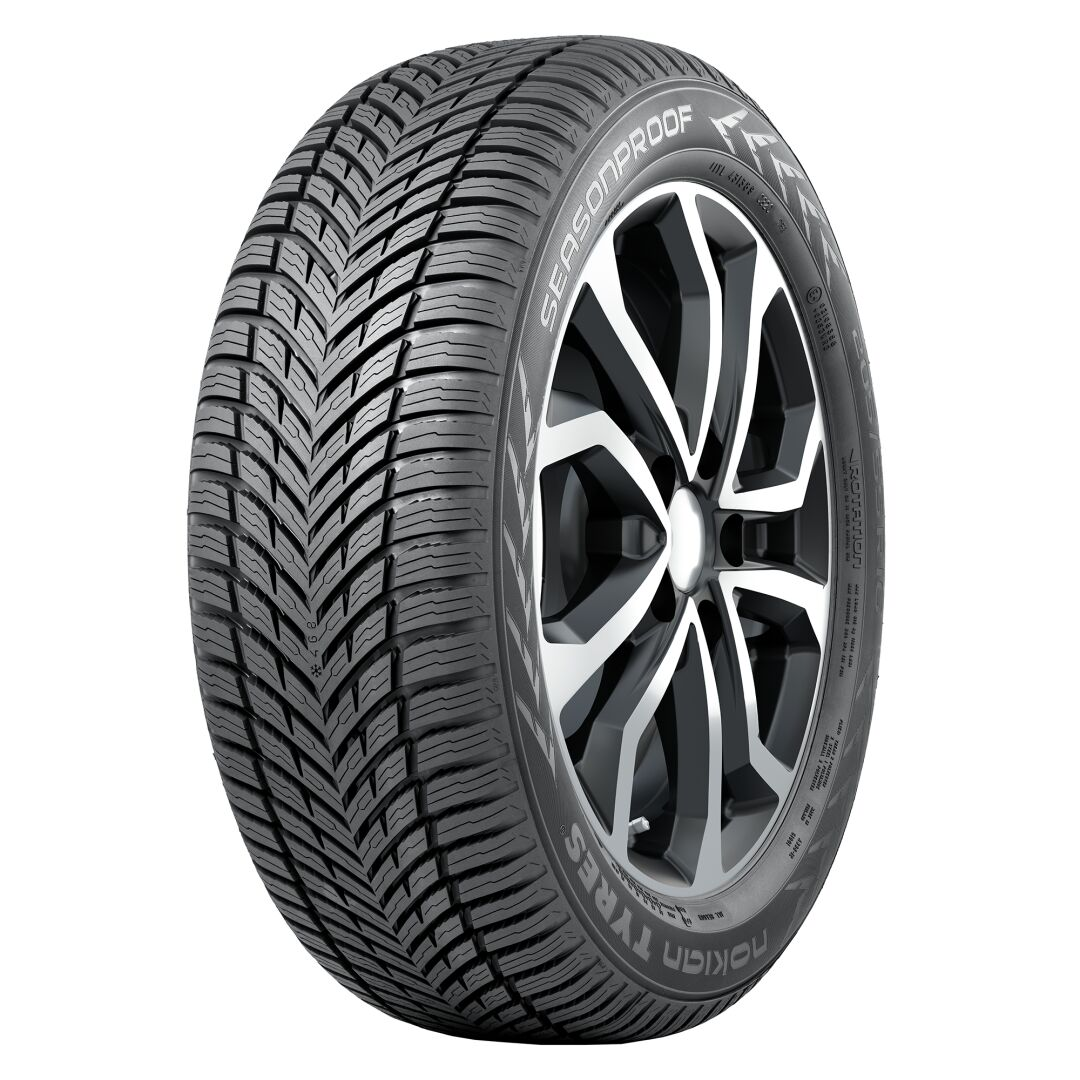Thumb Nokian Gomme Nuove Nokian 185/65 R15 88H SEASONPROOF M+S pneumatici nuovi All Season 0