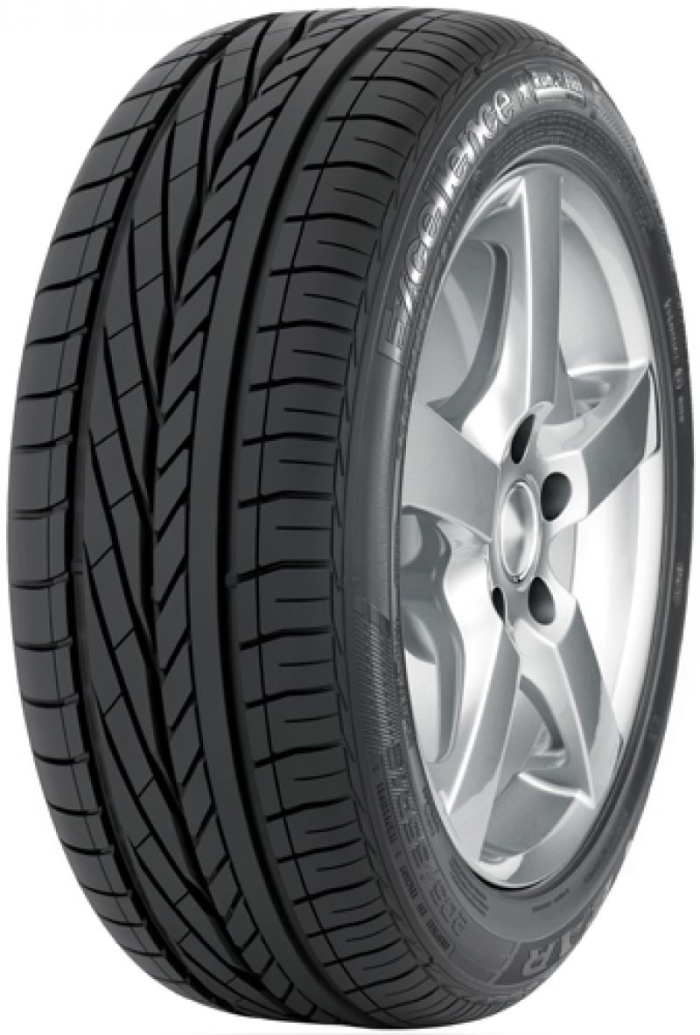 Gomme Nuove Goodyear 225/55 R17 97Y Excellence * pneumatici nuovi Estivo