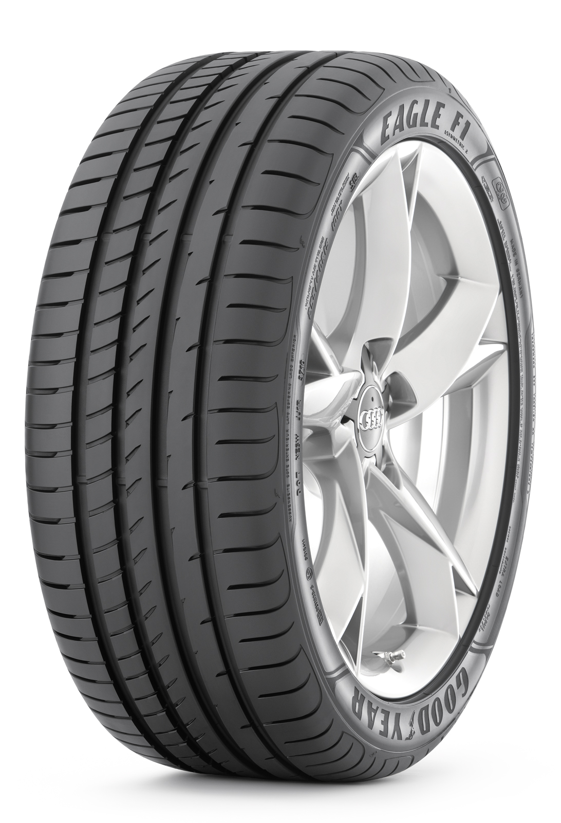 Gomme Nuove Goodyear 255/35 R19 92Y EAGLE F1 ASY 2 * Runflat pneumatici nuovi Estivo