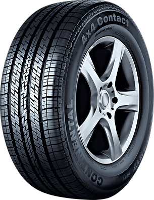 Gomme Nuove Continental 235/65 R17 108V 4x4Contact N1 XL pneumatici nuovi Estivo