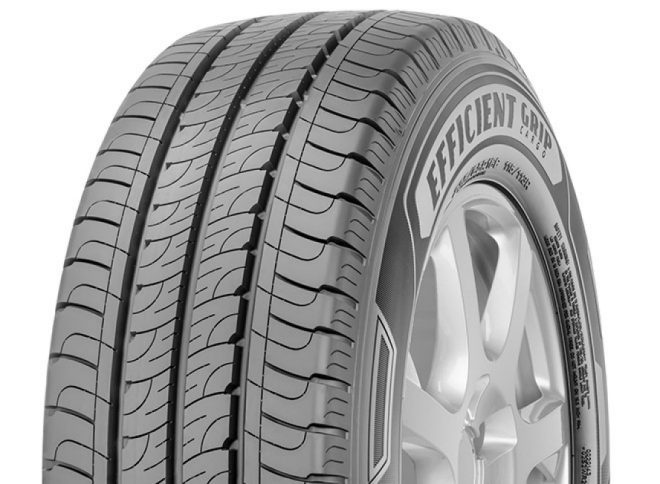 Gomme Nuove Goodyear 195/60 R16C 99H EFF.GR. CARG pneumatici nuovi Estivo