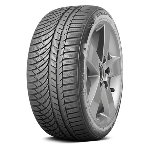 Gomme Nuove Kumho 275/40 R19 105W WP72 M+S pneumatici nuovi Invernale