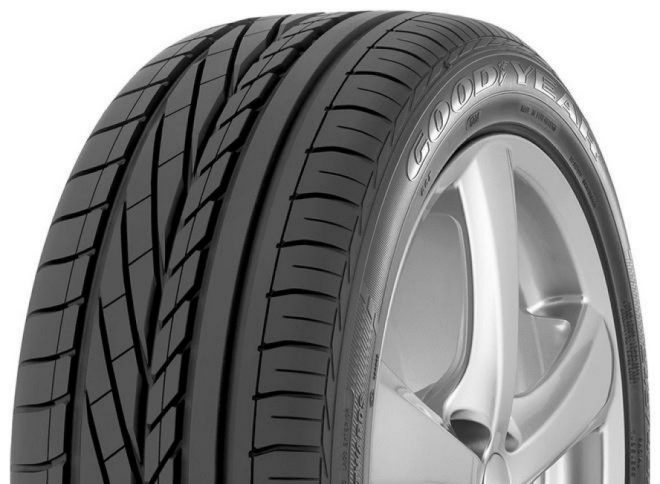 Gomme Nuove Goodyear 225/55 R17 97W Excellence * pneumatici nuovi Estivo