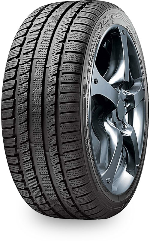 Gomme Nuove Kumho 205/50 R17 89V I\'ZEN KW27 Runflat M+S pneumatici nuovi Invernale