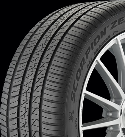 Gomme Nuove Pirelli 235/55 R19 105W SCORPION ZERO ALL SEASONS LR XL M+S pneumatici nuovi All Season