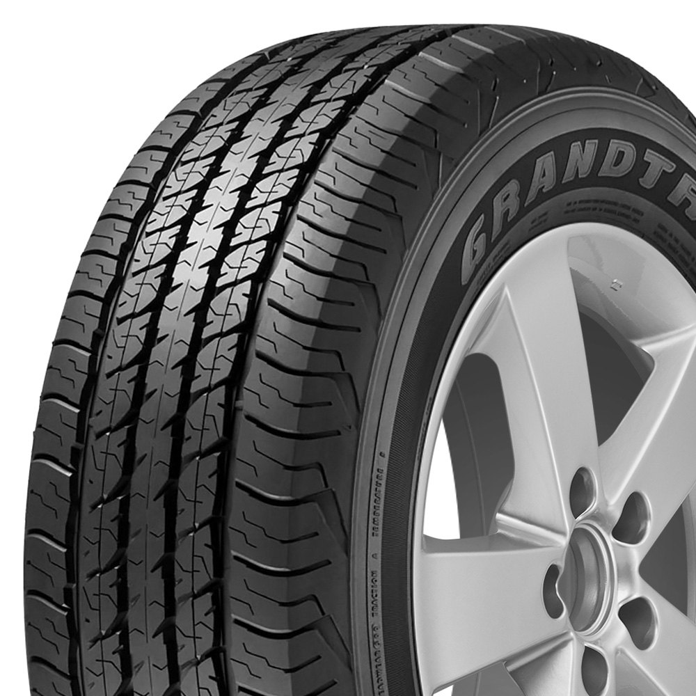 Gomme Nuove Dunlop 265/60 R18 110H GrandTrek AT20 M+S (DEMO <50km) pneumatici nuovi All Season