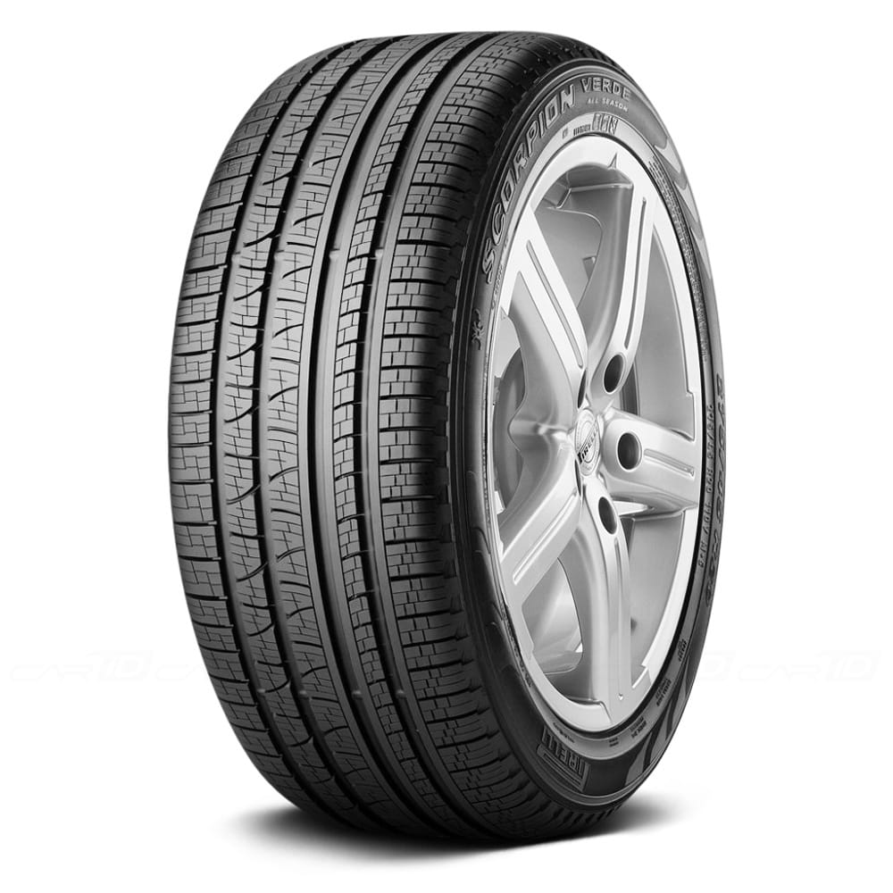 Gomme Nuove Pirelli 235/55 R19 101V Scorpion Verde All Season - No 3PMSF NO N0 M+S pneumatici nuovi All Season