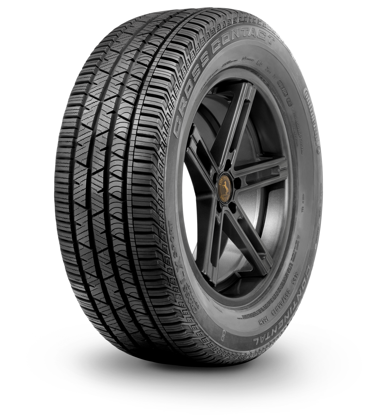 Gomme Nuove Continental 255/60 R18 108W CROSSCONTACT LX SP MGT pneumatici nuovi Estivo