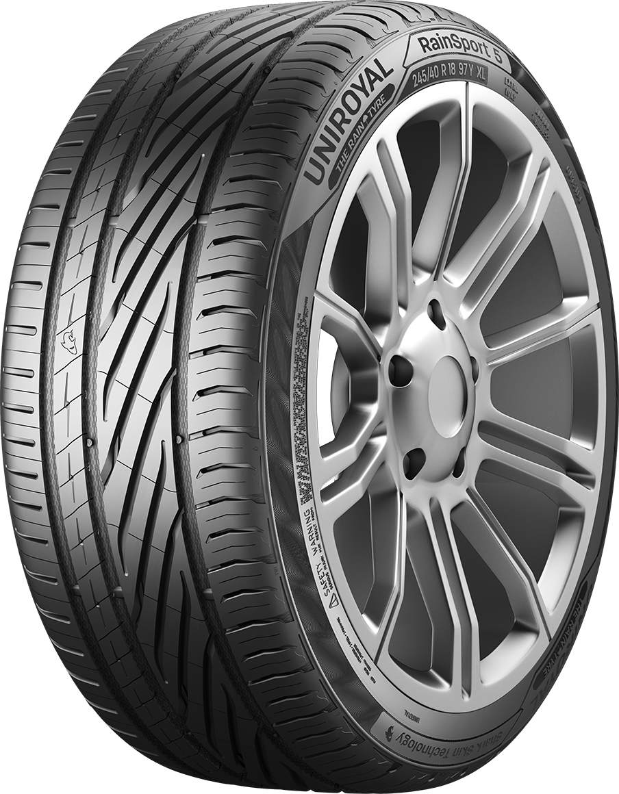 Uniroyal Uniroyal 225/55 R16 99Y RAINSPORT-5 XL pneumatici nuovi Estivo 1