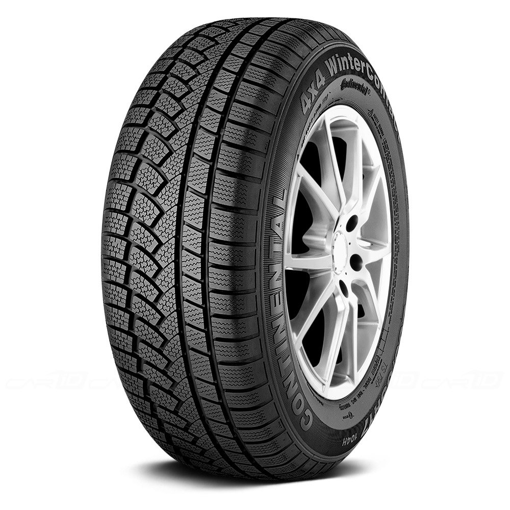 Gomme Nuove Continental 235/55 R17 99H 4X4 Winter Contact * M+S pneumatici nuovi Invernale
