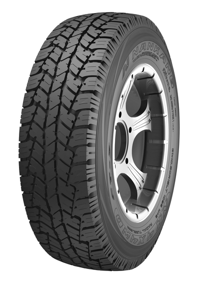 Gomme Nuove Nankang 205/80 R16 104T FT-7 OWL pneumatici nuovi Estivo