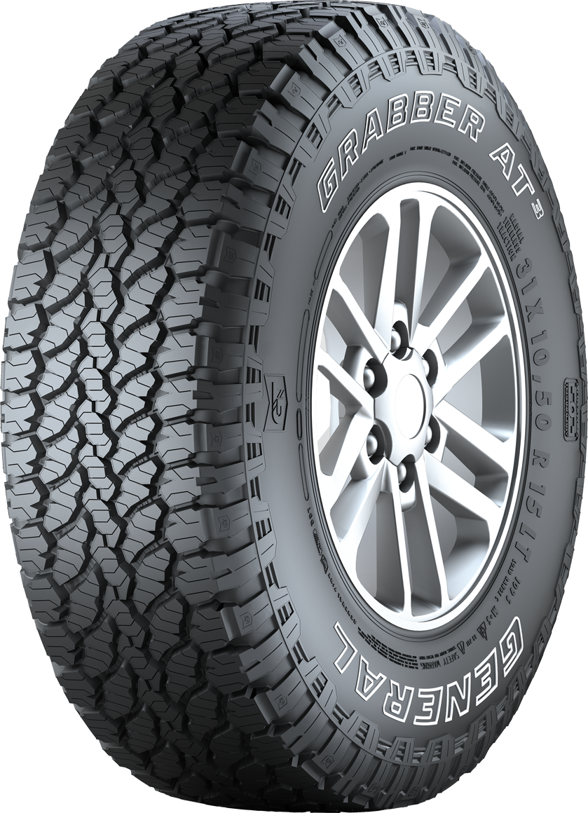 Gomme Nuove General Tire 225/70 R17 108T GRAB.AT3 FR XL pneumatici nuovi Estivo