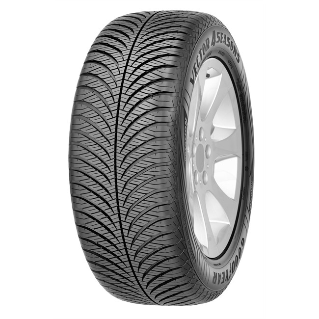 Gomme Nuove Goodyear 155/65 R14 75T VECTOR 4S G2 M+S pneumatici nuovi All Season
