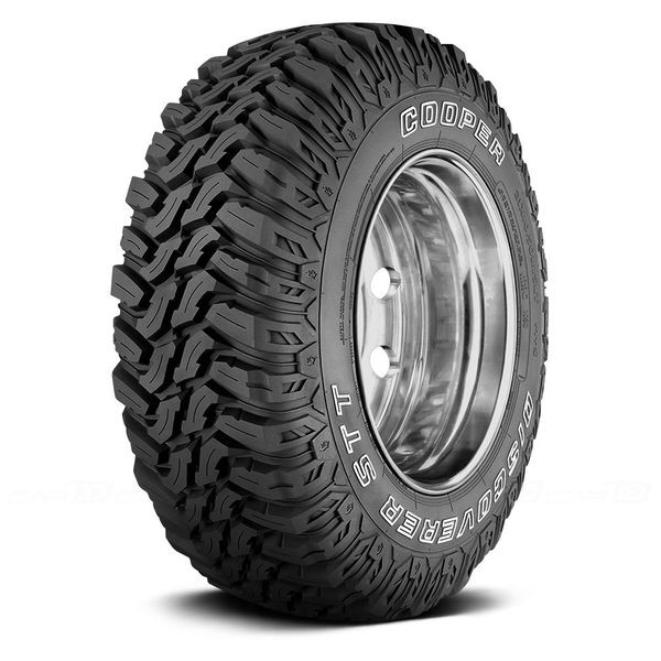 Gomme Nuove Cooper Tyres 265/70 R17 121/118Q DISCOVERER STT PRO pneumatici nuovi Estivo